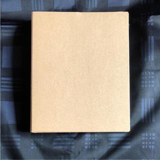 ムジルシリョウヒン(MUJI (無印良品))の無印良品 再生紙バインダー(ファイル/バインダー)