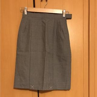 ミツコシ(三越)の制服 スカート 春夏(ひざ丈スカート)