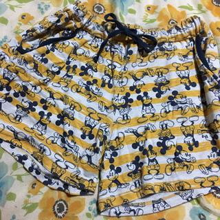 シマムラ(しまむら)のディズニー ハーフパンツ 部屋着 パジャマ しまむら ルームウェア(ルームウェア)