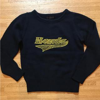 シンイチロウアラカワ(SHINICHIRO ARAKAWA)のシンイチロウ アラカワ ニット レア品 刺繍(ニット/セーター)