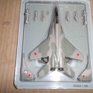 戦闘機 フィギュア 模型 ミグ29 Ж(ミリタリー)