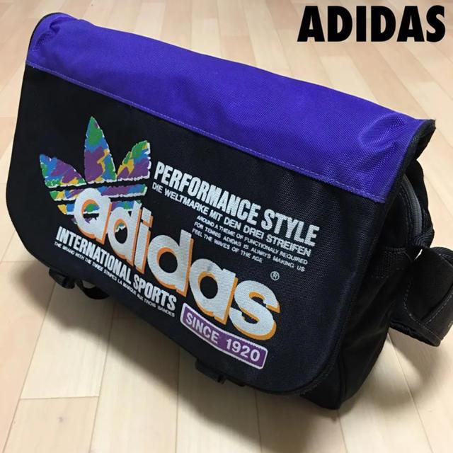 adidas(アディダス)の#3539 adidas アディダス 90s ショルダーバッグ バッグ メンズのバッグ(ショルダーバッグ)の商品写真