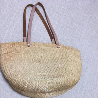 ムジルシリョウヒン(MUJI (無印良品))の無印良品 かごバッグ 籠バッグ(かごバッグ/ストローバッグ)