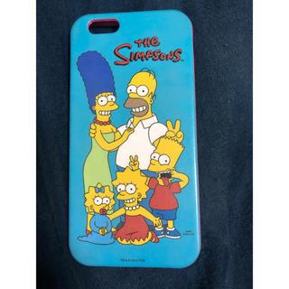 iPhone6ケース シンプソンズ