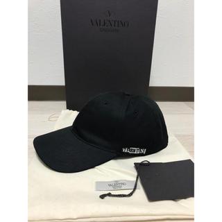 ヴァレンティノ(VALENTINO)のVALENTINI 17aw キャップ(キャップ)