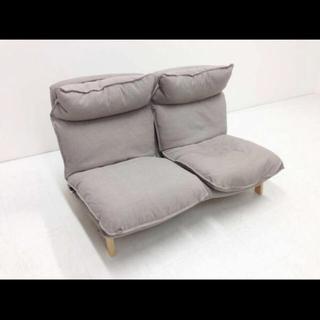 MUJI (無印良品) - 無印用品、リクライニングソファ