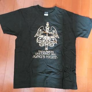 即購入・当日発送可能💓水樹奈々ライブキャッスル2011 ライブTシャツ(Tシャツ)