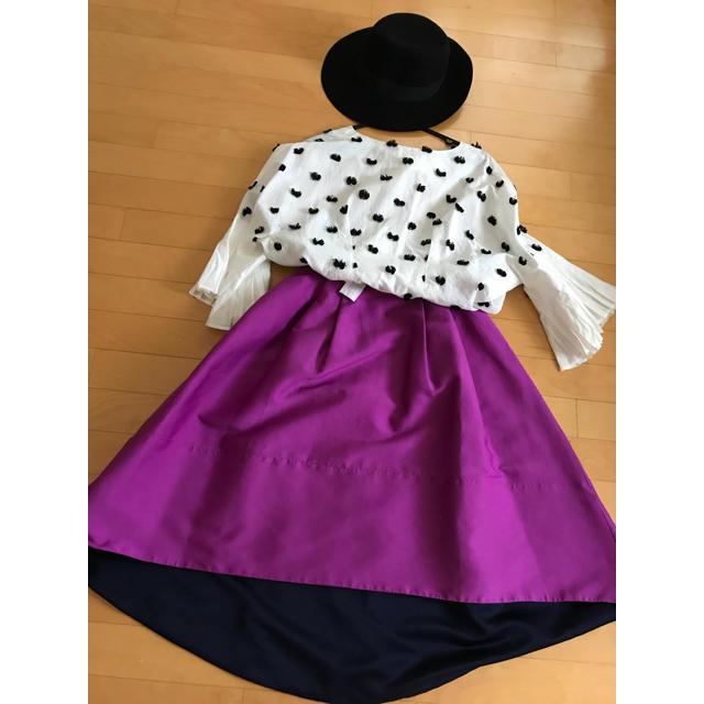 Chesty(チェスティ)のchesty 秋色スカート 三連休割引 レディースのスカート(その他)の商品写真