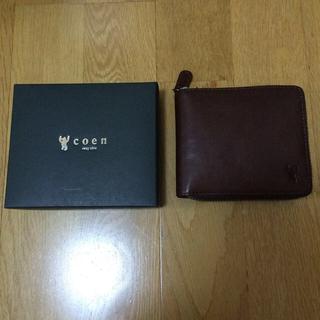 コーエン(coen)のcoen 財布(財布)