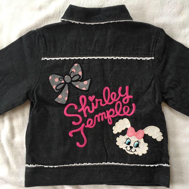 Shirley Temple(シャーリーテンプル)のShirley Temple 120㎝ ワンピースとジャケット キッズ/ベビー/マタニティのキッズ服 女の子用(90cm~)(ワンピース)の商品写真