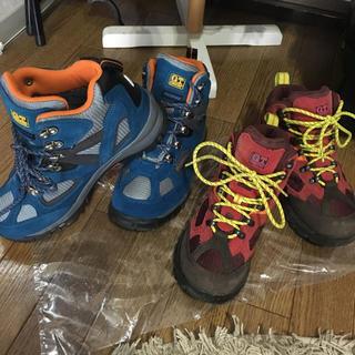 ジーティーホーキンス(G.T. HAWKINS)のGT HAWKINS登山靴トレッキングシューズ ジーティーホーキンス(登山用品)