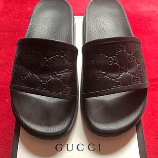 グッチ(Gucci)のGUCCI GG サンダル シャワーサンダル(サンダル)