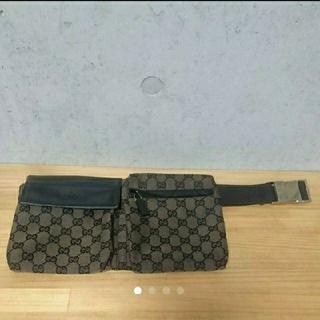 51a52fe4df25 グッチ ヒップバッグ ウエストポーチ(メンズ)の通販 7点 | Gucciのメンズ ...