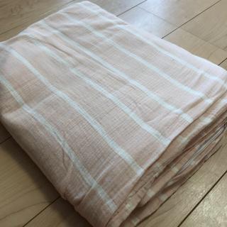 ムジルシリョウヒン(MUJI (無印良品))の無印良品  掛け布団カバー  ダブルサイズ(シーツ/カバー)