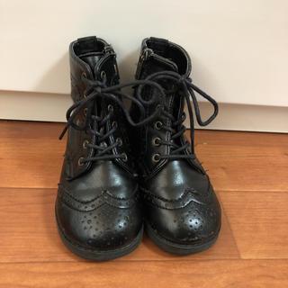 ファミリア(familiar)のfamiliar ファミリア ショートブーツ 15センチ(ブーツ)