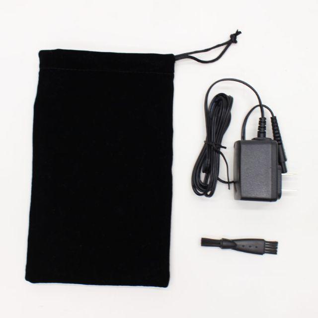 4枚刃シェーバー PRD180603 スマホ/家電/カメラの美容/健康(メンズシェーバー)の商品写真