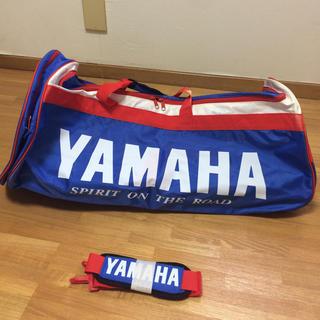 ヤマハ(ヤマハ)のYAMAHA 特大スタジアムバッグ ドラムバッグ ヤマハ 新品未使用(ドラムバッグ)