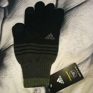 新品☆adidas手袋(手袋)