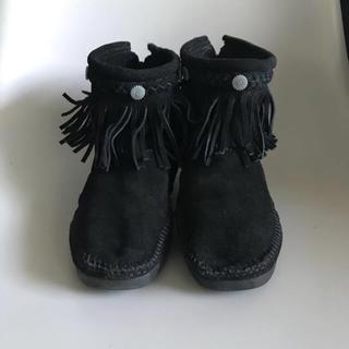 ミネトンカ(Minnetonka)のミネトンカ フリンジショートブーツ 7(ブーツ)