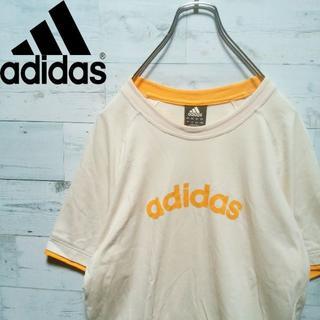アディダス(adidas)の【大人気】90's ADIDAS Tシャツ ビッグロゴ 862(Tシャツ/カットソー(半袖/袖なし))