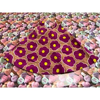カルディア(CALDia)の花柄ワンピース 95  コーデュロイ(ワンピース)