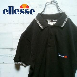 エレッセ(ellesse)の【大人気】90's ellesse ポロシャツ ワンポイント 908(ポロシャツ)