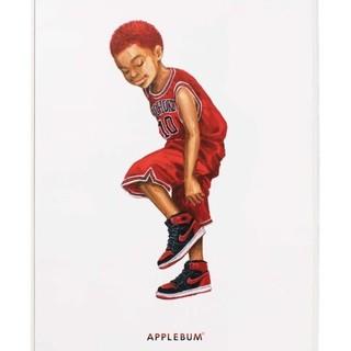 アップルバム(APPLEBUM)のAPPLEBUM 10周年記念のポスターDANKO 10(ポスター)