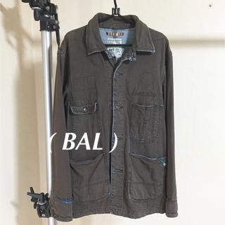 バル(BAL)のBALバル カバーオール(カバーオール)