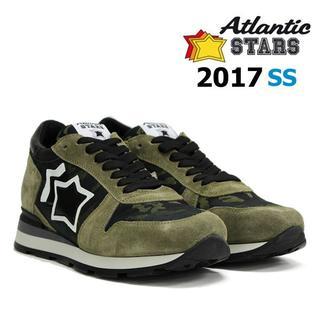 【65】 Atlantic STARS スニーカー size 40(スニーカー)
