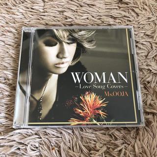 Ms.OOJA アルバム 「WOMAN...LoveSongCovers...(R&B/ソウル)