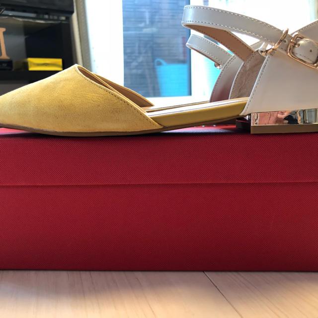 ORiental TRaffic(オリエンタルトラフィック)のORiental  TRaffic  パンプス (黄色 イエロー マスタード) レディースの靴/シューズ(ハイヒール/パンプス)の商品写真