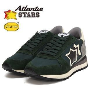 【77】 Atlantic STARS ビブラム スニーカー size 43(スニーカー)