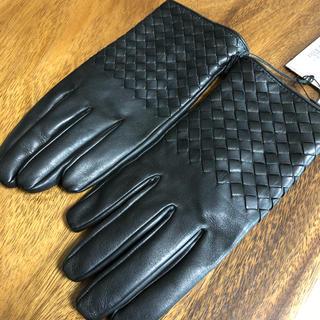 ボッテガヴェネタ(Bottega Veneta)のボッテガヴェネタ レザー 手袋  新品 (手袋)