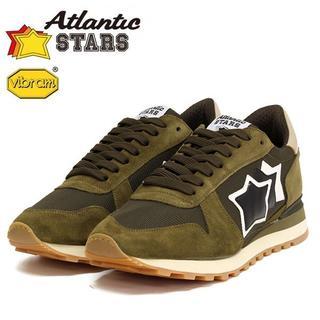 【78】 Atlantic STARS ビブラム スニーカー size 43(スニーカー)