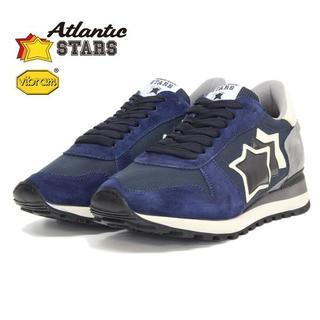 【79】 Atlantic STARS ビブラム スニーカー size 44(スニーカー)