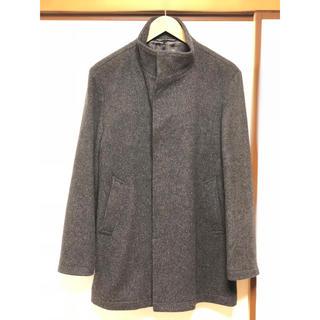 ムジルシリョウヒン(MUJI (無印良品))の無印良品 ウールコート メンズ(チェスターコート)