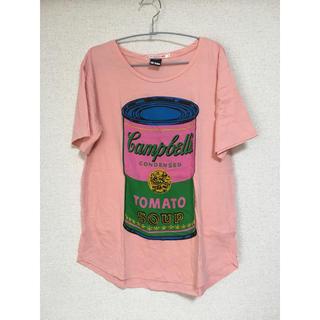 アンディウォーホル(Andy Warhol)のUNIQLO アンディーウォーホル Tシャツ(Tシャツ/カットソー(半袖/袖なし))