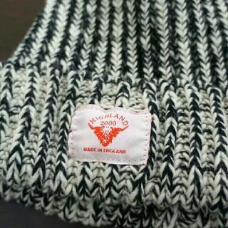 ハイランドクラブ(Hiland Club)のハイランド2000 ミックス ニット帽 正規品(ニット帽/ビーニー)