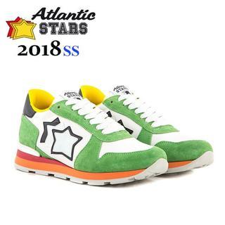 【84】 Atlantic STARS スニーカー size 40(スニーカー)