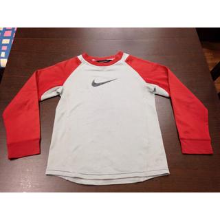 ナイキ(NIKE)のナイキ長袖シャツ  130センチ(Tシャツ/カットソー)