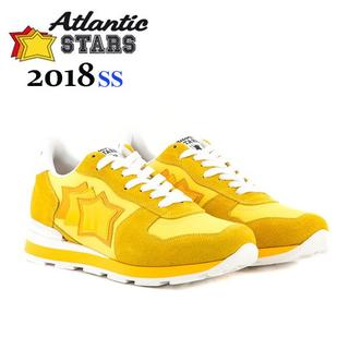【85】 Atlantic STARS スニーカー size 40(スニーカー)