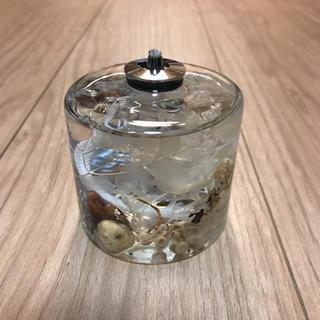 ムジルシリョウヒン(MUJI (無印良品))のドライフラワー:アロマオイルセット(アロマポット/アロマランプ/芳香器)