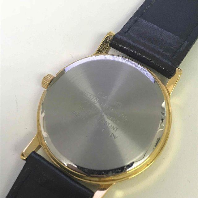 61af70c882 CASIO - カシオ 腕時計 クオーツ/電池式 革ベルトの通販 by eight's shop ...