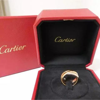 カルティエ(Cartier)のカルティエ/Cartier/トリニティ リング(リング(指輪))
