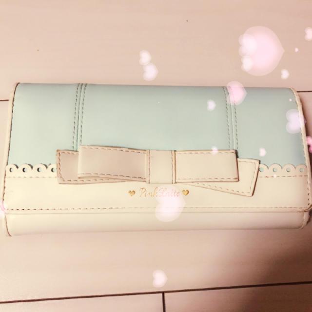 PINK-latte(ピンクラテ)のピンクラテ 長財布 レディースのファッション小物(財布)の商品写真