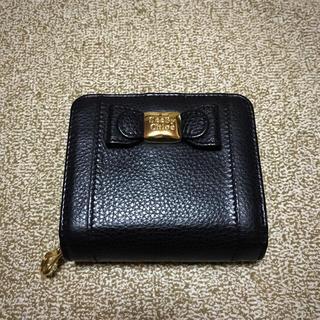 f6f4737112a7 シーバイクロエ(SEE BY CHLOE)のSee by Chloe リボン 二つ折り財布 (財布