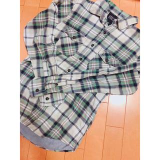 アメリカンイーグル(American Eagle)のアメリカンイーグル ネルシャツ(シャツ)