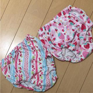 シマムラ(しまむら)の女の子 ショーツ 100 2枚セット パンツ(下着)
