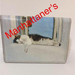 エーエスマンハッタナーズ(A.S.Manhattaner's)のマンハッタナーズのパスケース(名刺入れ/定期入れ)