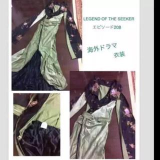 海外ドラマの衣装☆レジェンド オブ ザ シーカー エピソード208 本物(衣装一式)